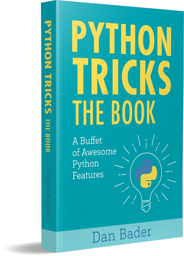 [Late] Book review – Python Tricks: The Book, by Dan Bader