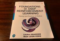 Book review - Foundations of Deep Reinforcement Learning, by Laura Graesser and Wah Loon Keng